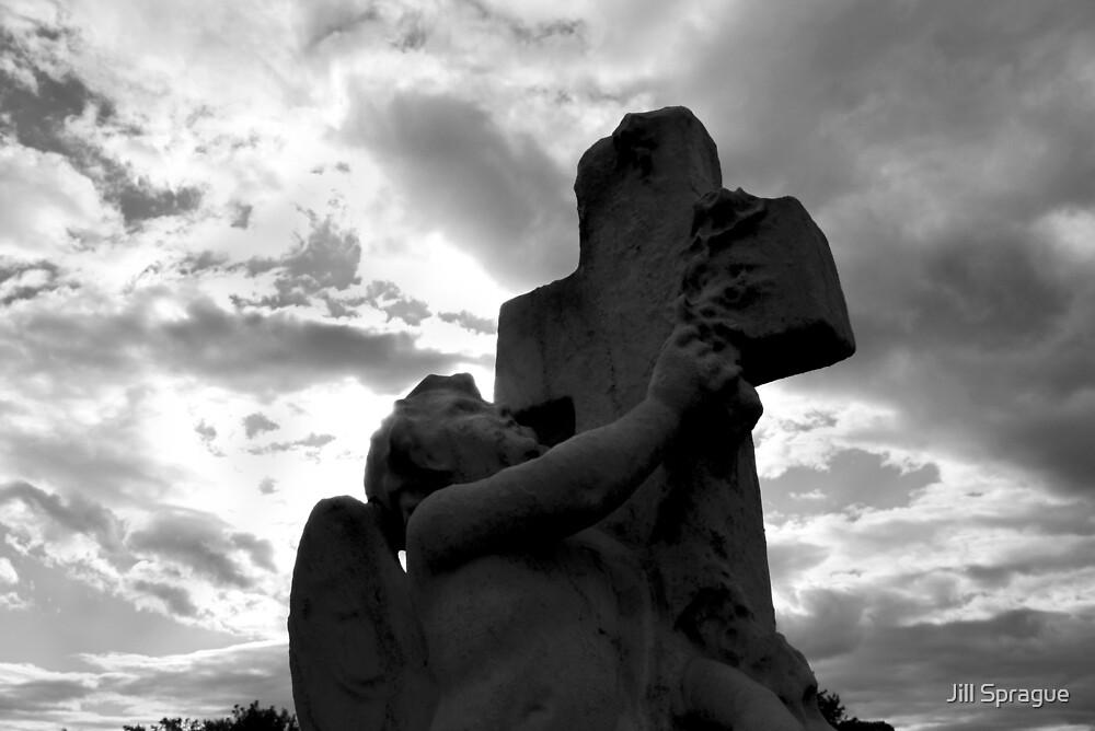 Crossed Angel by Jill Sprague