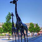 Street Sculpture by Tom Gomez