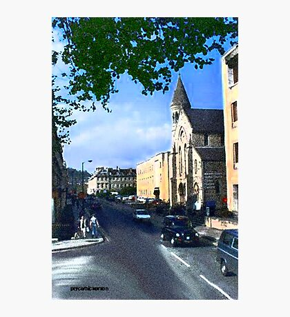 Church in Bath Photographic Print