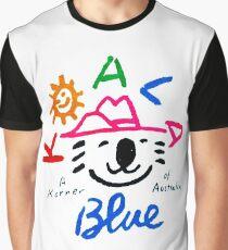 Koala Blue - Olivia Newton-John Graphic T-Shirt