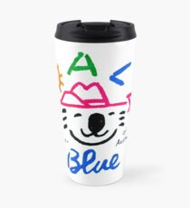 Koala Blue - Olivia Newton-John Travel Mug