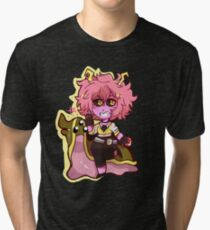 mina ashido go! Tri-blend T-Shirt
