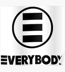 a cool everybody Poster