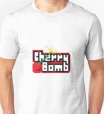 NCT 127- Cherry Bomb Pixel Logo T-Shirt