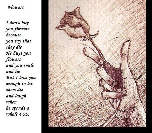Flowers by Jonathan Acosta-Rubio