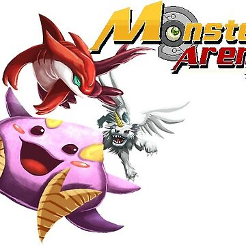 Monster Arena #1 by littlegiant