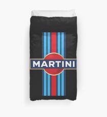 Martini Racing Team Duvet Cover