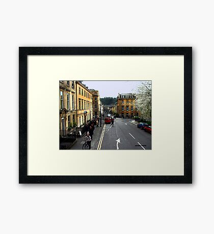 Bath The Cotswold Framed Print