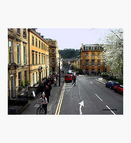 Bath The Cotswold Photographic Print