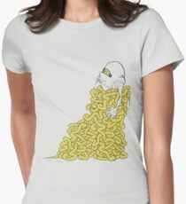 Hemorrhoid-Splosion Women's Fitted T-Shirt
