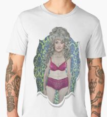 Golden Girls- Sexy Dorothy Zbornak Men's Premium T-Shirt