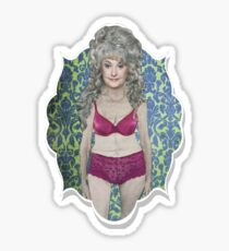Golden Girls- Sexy Dorothy Zbornak Sticker