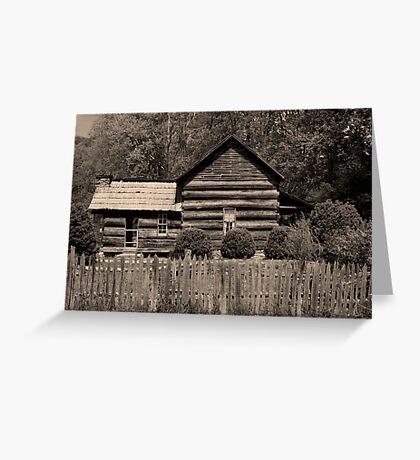 Davis-Queen House II Greeting Card