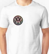 Volkswagen Peace Sign (Tie-dye) T-Shirt