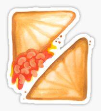 Jaffles Sticker