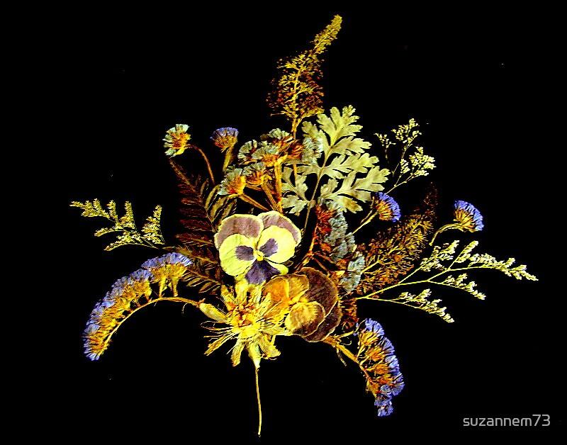 Floral Memories by suzannem73