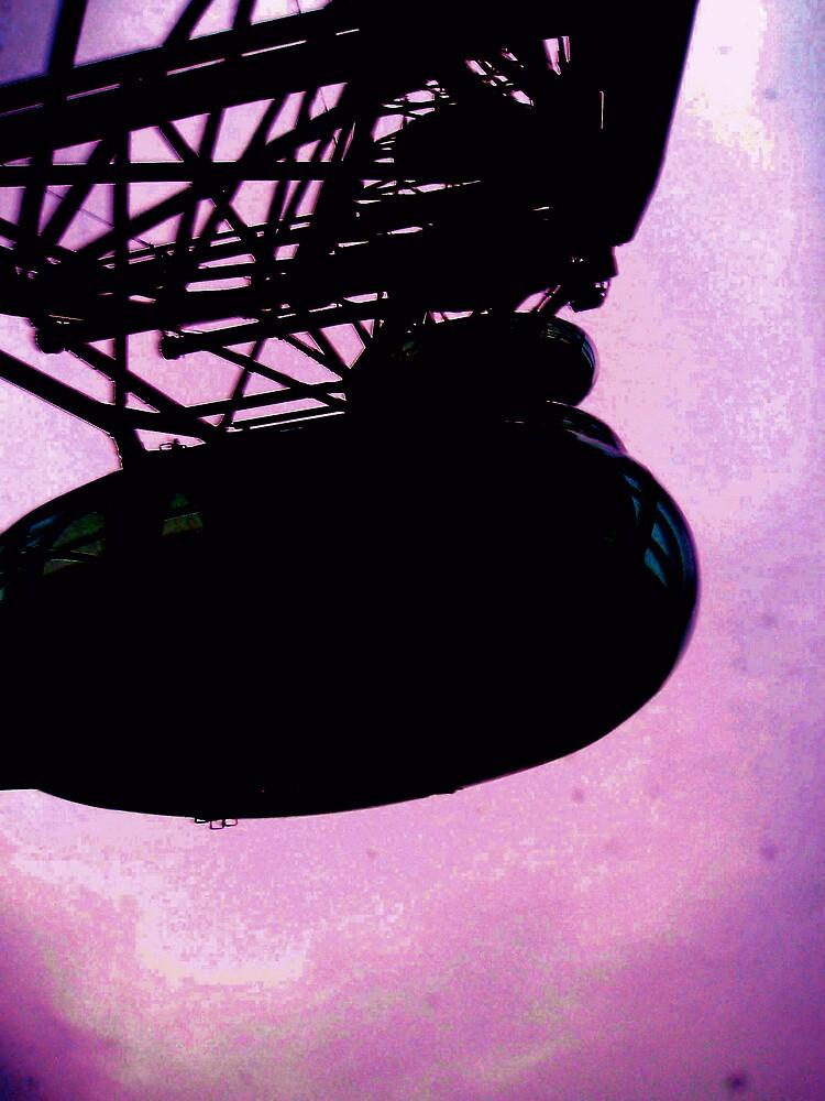Purple Eye by ParisJane