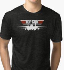 top gun Tri-blend T-Shirt