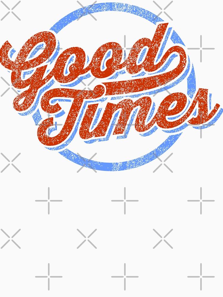 Good Times Retro by freeagent08