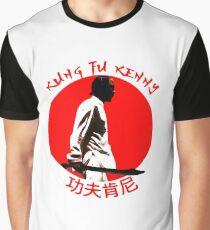 Kung Fu Graphic T-Shirt