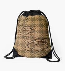 Scribble Drawstring Bag
