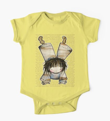 I Can Stand On My Hands! Kids Clothes