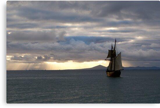 Seven Seas by Jane Keats