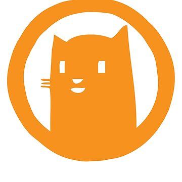 Meowtopia logo cat -iOS game- by Adew