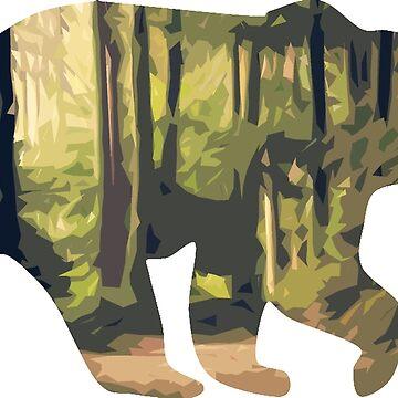 Bear by MattSauder