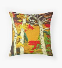 Home at Syin Throw Pillow