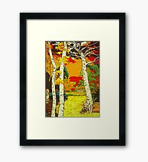 Home at Syin Framed Print