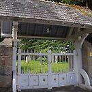 St. Petroc's Lych Gate by lezvee