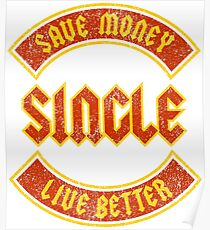 Save Money Live Better Poster
