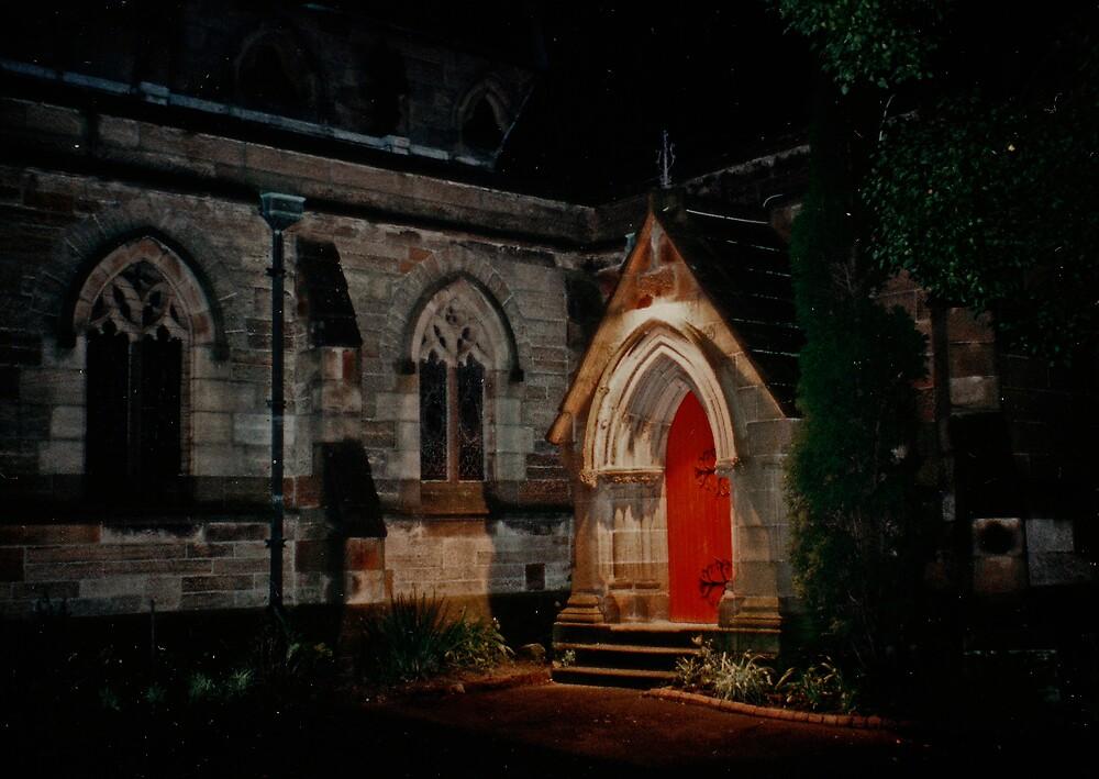 Old Church at Kings Cross by Fotoman6