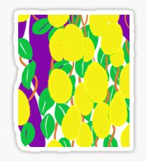 Jackfruit Season Sticker
