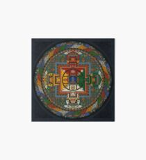 Mandala of Yamantaka Art Board