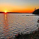 Seven Mile Lake by John Thurgood