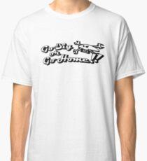 Guy Martin Go Big or Go Home Logo Tshirt Classic T-Shirt