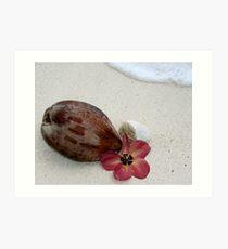 Beautiful Rarotonga Art Print