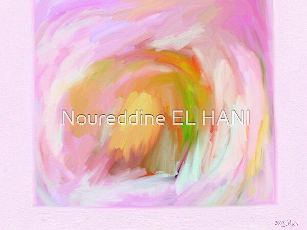 A LA RECHERCHE DU BLEU by Noureddine EL HANI