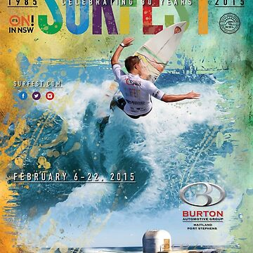 Surfest 2015 - 30 YEARS by sproulie72