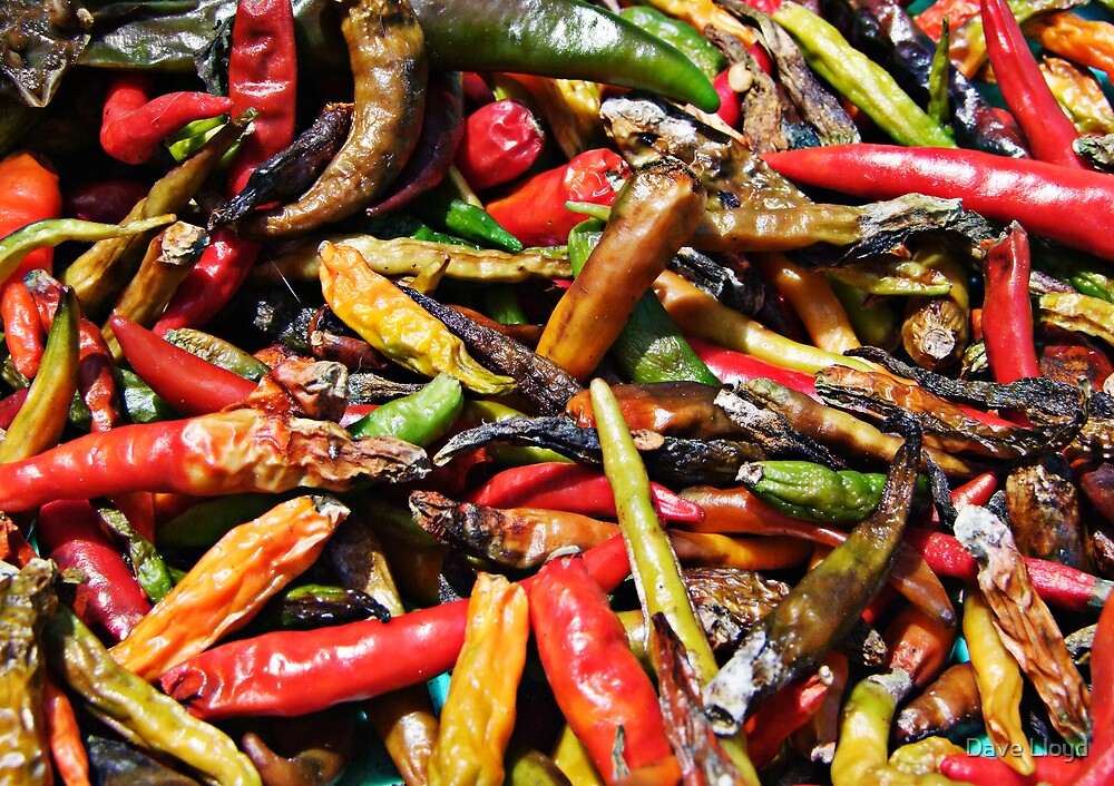Chilli's by Dave Lloyd