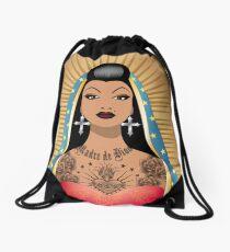 Chola Guadalupe Drawstring Bag