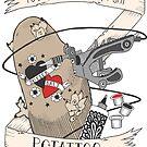 You say Potatoe, I say Potattoo by FlippingZombies