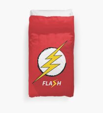Flash (Speed Is Evrything) Duvet Cover