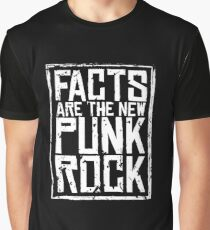 FACTS ARE THE NEW PUNK ROCK (Haz D. Mujica Mono Remix) Graphic T-Shirt