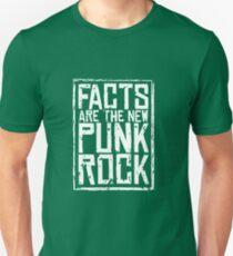 FACTS ARE THE NEW PUNK ROCK (Haz D. Mujica Mono Remix) T-Shirt