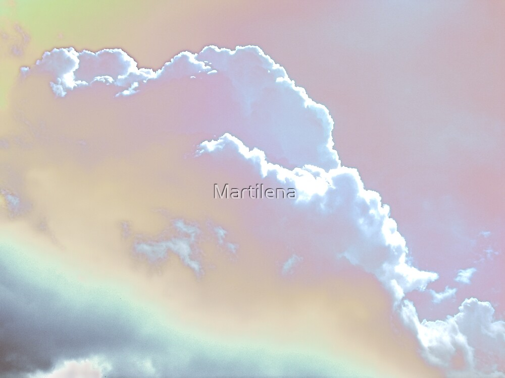 Clouds by Martilena