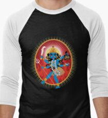 Kali Men's Baseball ¾ T-Shirt