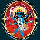 Kali by evilkidart